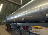 3 Capaciteit 40 van assen Cbm de Aanhangwagen van de Tank van het Frame