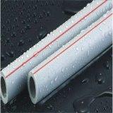 Pipe chaude de l'offre PPR d'eau froide de tubes en plastique matériels neufs, ajustage de précision de pipe de PPR