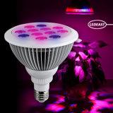 LEDのプラントは保証3年のの電球を育てる