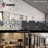 Coaster Chambre de style oriental de l'écran composite en aluminium de diviseur (toute couleur)