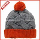 Chapéu de Crochet de Jacquard de Inverno de Moda de Alta Qualidade