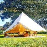De lichte Tent van het Festival van het Strand van de Tent van de Klok van de Luxe van de Sahara van de Katoenen Familie van het Canvas