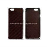 Cubierta del teléfono móvil de la fibra de Aramid de los nuevos productos para el iPhone 6s de Apple