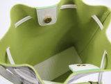 Printied Ripstopの多彩な革方法バケツ袋