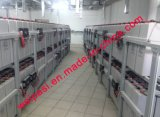 2V200AH AGMによっては、充電電池の深いサイクルの太陽エネルギー電池再充電可能な力電池の長命電池のための弁によって調整される鉛のAicd電池がゼリー状になる