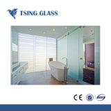 4-15мм матовое стекло / Пескоструйная обработка стекла / Кислота выбиты стекла
