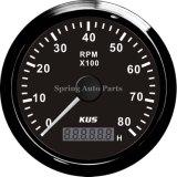 Alta qualità 85mm Tachometer RPM Gauge 8000rpm con Backlight