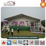 販売の調節可能な足場の段階の結婚式の水晶のテントのための党テント