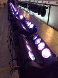 8*10W LED Armkreuz-bewegliches Hauptträger-Licht