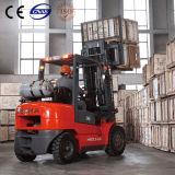 Un carrello elevatore a forcale Cpcd35 da 3.5 tonnellate GPL