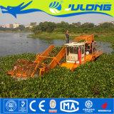 고성능 물 위드 수확기 또는 물 히아신스 수확기