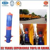 Cylindre hydraulique télescopique multi-étages pour camion à benne basculante / remorque