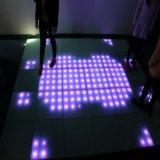 段階クラブビデオショーのための3D効果LEDのダンス・フロア