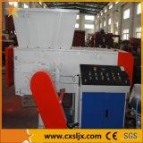 Triturador de eixo único / Triturador de eixo duplo / Destruidor de plástico / Desenhador de tubos de PEAD
