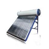 Kupferner Wärme-Rohr-Druck-Solarwarmwasserbereiter