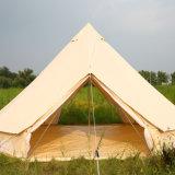 2 Tür-im Freiensegeltuch-Rundzelt für Verkaufs-wasserdichtes kampierendes Zelttipi-Antizelt
