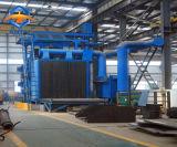 Het Vernietigen van het Schot van de industrie Schoonmakende Machine met door de Transportband van de Rol