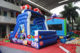 Water Games (CHSL560)를 위한 대양 World Theme Inflatable Water Slide