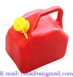 Tanica в Plastica в Benzina/Tanica в жулике Beccuccio Flessibile Plastica Omologata Carburante Benzina