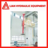 Cilindro hidráulico não padronizado personalizado da pressão média para a indústria metalúrgica