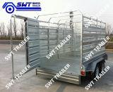 ATM 3.5ton (SWT-CCT95)の牛Crate Trailer 9*5