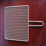 304 rete metallica quadrata dell'acciaio inossidabile 40*60mm per il barbecue