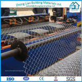 Playground (ZL-CLF)를 위한 직류 전기를 통한 PVC Coated Diamond Fence