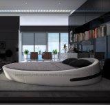 Bâti de plate-forme Cy004 rond pour la chambre à coucher
