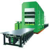 고무 컨베이어 벨트 가황 기계