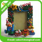 Decorative di gomma Photo Frame per Promotion Items (SLF-PF030)