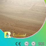 suelo laminado resistente grabado AC3 de agua del arce E0 de 12.3m m