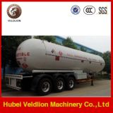 56cbm 3 Axles GPL Tank Semi Trailer