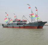 33m aço barato arrastão de pesca com máquina de gelo Fabricado na China