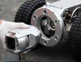 Vidanger le Pipeline Inspection Camera avec Crawler Robot, 150m de câble de contrôle d'inspection pour les gros tuyau d'égout