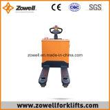 Camion de palette ISO9001 électrique avec la capacité de charge de 2/2.5/3 tonnes