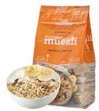 Máquina de embalagem totalmente automático para sementes, flocos de aveia, Snack-