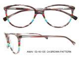 Desenhador bonito de Italy do frame de 2016 vidros do olho dos frames óticos da fantasia nova do projeto