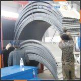 セメント・サイロのための60tonによって溶接されるタイプデザイン