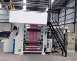 Impresión en rotograbado Máquina Con Sistema Electrónico de Transmisión del eje de 200m/min.
