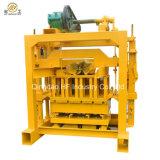 中国(QTJ4-40)の販売のための手動ブロック機械から機械を作る具体的な空のブロック