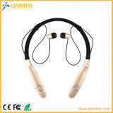Receptores de cabeza estéreos sin hilos de Bluetooth del deporte con el Mic para la guía sin manos y de la voz móvil