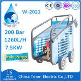 Hochdruck-Reinigungsmittel des Fabrik-Preis-7.5kw 200bar