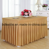 Panno 100% della Tabella del poliestere del commercio all'ingrosso di alta qualità per l'hotel /Wedding