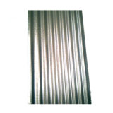 G550 recouvert de zinc en acier ondulé panneau de toiture