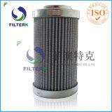Filtración del petróleo hidráulico del filtro de Hydac del reemplazo de Filterk 0060d020bn3hc