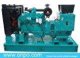 Het economische 28kw Open Diesel Gekoelde Water van de Generator