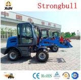 Équipement machine agricole ZL10 Wheelloader petit tracteur du chargeur frontal