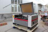 Автомат для резки гравировки лазера ткани СО2 настольный компьютер Китая 1390 стеклянный
