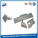 Fabricación de metal por encargo de hoja que estampa las piezas para el acondicionador de aire