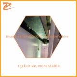 Cnc-vibrierende Messer-Tuch-Ausschnitt-Maschine 1214